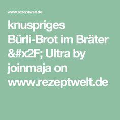 knuspriges Bürli-Brot im Bräter / Ultra by joinmaja on www.rezeptwelt.de