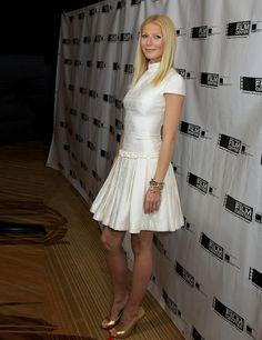 Gwyneth Paltrow's style file