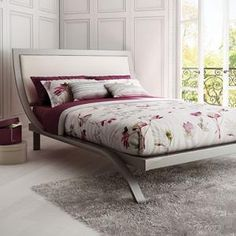 I love this bed....Cleopatra Bed - Contemporary bedroom bed