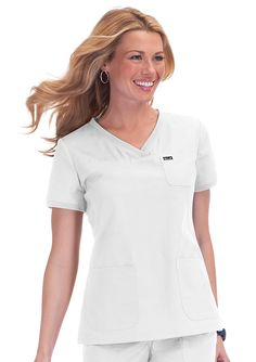 02df7d742acb KOI Comfort The Nicole Top Work Uniforms, Medical Uniforms, Medical Scrubs,  Pockets,