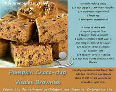 Enjoy this Healthy Snack from Vi! Start with your own Body by Vi Challenge now! ronpruett.com