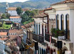 Ouro Preto, Brazil.