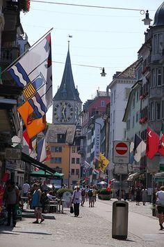 Zurich, Canton of Zurich   Switzerland
