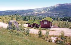 Vakantiehuis - Trysil, Noorwegen |  Prachtig ingerichte huisje op een rustig terrein met uitzicht op de vallei en de bergen vanTrysilfjeld.