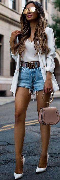 a968c0392dec 22 Casual Summer Outfits That Make You Look Fabulous