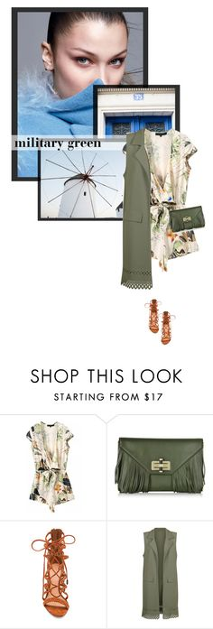 """""""Senza titolo #919"""" by zaynsoverdose ❤ liked on Polyvore featuring Diane Von Furstenberg, Schutz and Cameo Rose"""