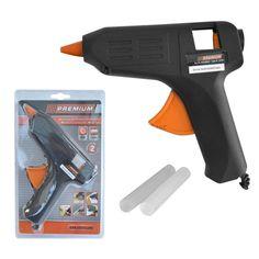 Πιστόλι Σιλικόνης Θερμοκόλλησης 40W 230V 34585 PREMIUMΧαρακτηριστικά:    Cat.: 0503GENIN    Κωδικός : 34585              Ισχύς: 40W...