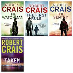 Author: Robert Crais / Joe Pike Series