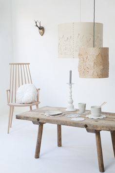 ♥ Interior Design with Scandinavian Accent