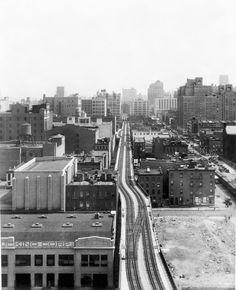 the high line, 1934 #nyc