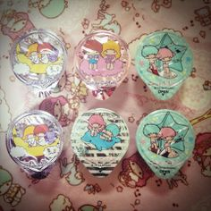 【2013】Candy Cabinet (Plastic Cup with Jelly)  ★Little Twin Stars★