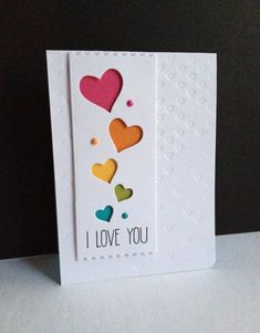 Happy Hearts of Love by lisaadd - Cards and Paper Crafts at Splitcoaststampers