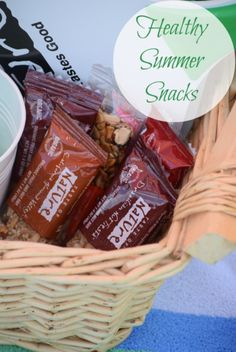 No need to eat bad on vacation travel with healthy snacks #realtastesgood #clevergirls