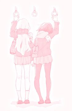 Find images and videos about cute, pink and anime on We Heart It - the app to get lost in what you love. Pink Lila, Pastel Pink, Pink Aesthetic, Aesthetic Anime, Kawaii Anime, Kawaii Art, Manga Tumblr, Manga Art, Anime Art