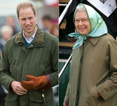 21 SEPTEMBER 2013  The Queen, Prince Philip and Prince William were spotted enjoying a grouse shoot on Friday.