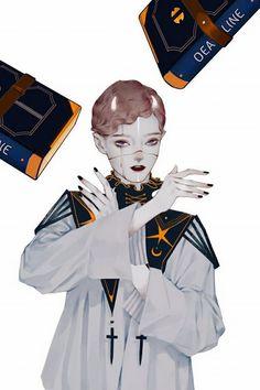Artist: Topvinci-Lee Lofter: http://topvincilee.lofter.com