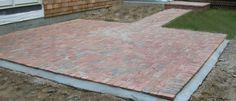 Glen Gery Danish pavers