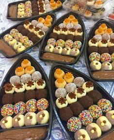 Excellent simple ideas for your inspiration Biscuits Russes, Cake Recipes, Dessert Recipes, Dessert Food, Decoration Patisserie, Dessert Packaging, Yummy Food, Tasty, Recipe Link