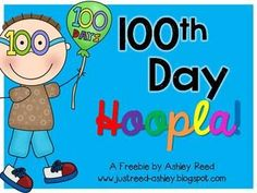 Please enjoy this 100th day packet as my gift to you for surviving your first 100 days in school. :) It includes several no prep, ready to use activities to make your 100th day fun and educational. Please leave feedback! :)Be sure to follow my blog for teaching ideas, freebies, and updates!Just Reed!
