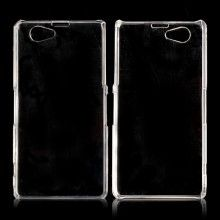 Coque Sony Xperia Z1 Compact Clear Simple Transparent 5,99 €