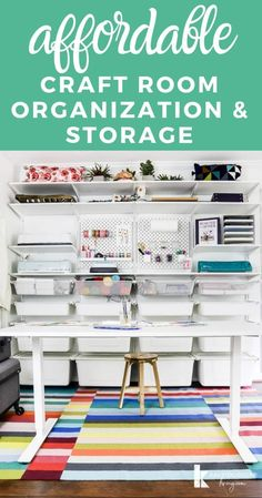 570 Office And Craft Room Ideas In 2021 Craft Room Storage Craft Room Organization Craft Room