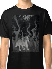 Wild Horse in the Forest Classic T-Shirt