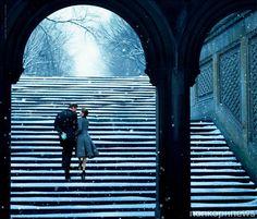 Ли Пейс и Летиция Каста в рекламной кампании Tiffany & Co