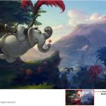 Horton Hears a Who Characters Concept Art by San Jun Lee