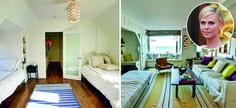 Découvrez la maison de vacances de Charlize Theron