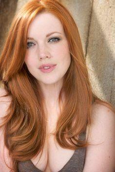 Gorgeous redhead!