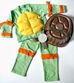 59 Homemade DIY Teenage Mutant Ninja Turtle Costumes   Big DIY IDeas