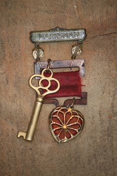 Marksman by theSeaChange on Etsy
