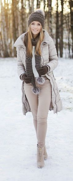 Tifted Zipper  Jacket Coat   Fall Scarf   Suede / Best LoLus Winter Fashion