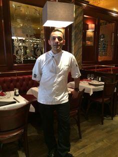Le nouveau Chef de cuisine de la Brasserie Martin