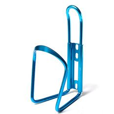 83dc6bc3f93 Aluminum Alloy Bike Bicycle Cycling Drink Water Bottle Rack Holder Cage  Lake Blue - Intl Bike