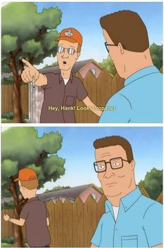 25 Hilarious Examples Of Dale Gribble's Witty Wisdom Hank Hill Memes, Reaction Pictures, Funny Pictures, Funniest Pictures, Bobby Hill, Dankest Memes, Funny Memes, That's Hilarious, English Jokes