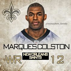 Saints Marques Colston