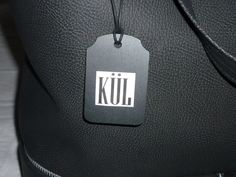 Kül Handbags, denied trademark registration in 2015 because of similarity to previously registered Cool Handbags.
