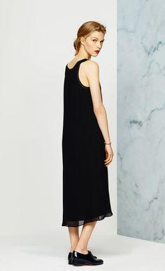 dress styles, black dress