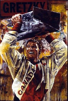 Gretzky Canada's Cup   Stephen Holland #stephenholland
