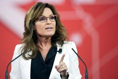 CNN's Jake Tapper gave Sarah Palin a soapbox on State of the Union this morning, and the former half-term-governor turned reality-TV-star used the platform to emphasize her support for Donald Trump and share her desire to be his Energy Secretary if he's elected.