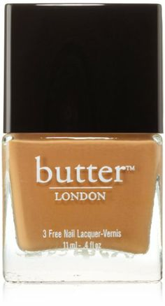 Amazon.com: butter LONDON Nail Lacquer, Neutral & Brown Shades, Yummy Mummy: Beauty