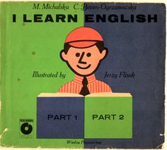 moja pierwsza książka do nauki angielskiego :D squirrel było słowem nie do wymówienia :)