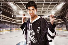hockey -- like the concept, not so much on the lighting :/