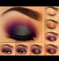 Eye Makeup Tips.Smokey Eye Makeup Tips - For a Catchy and Impressive Look Beauty And More, All Things Beauty, Beauty Make Up, Makeup Inspo, Makeup Inspiration, Makeup Tips, Makeup Ideas, Makeup Tutorials, Eyeshadow Tutorials