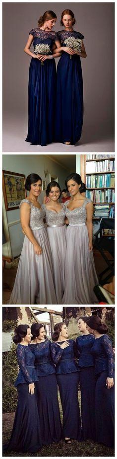 2016 Latest Bridesmaid Dresses via PromWill.com! 1000+ Styles! 100% Handmade Service! Start from $90