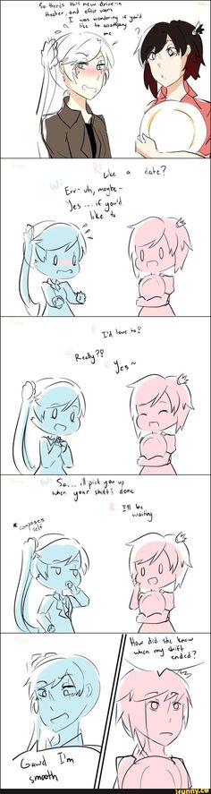 #RWBY, #ruby, #Weiss