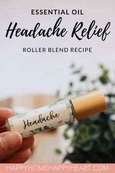 Essential Oils Uses Chart, Making Essential Oils, Doterra Essential Oils, Oil For Headache, Headache Relief, Headache Remedies, Migraine Essential Oil Blend, Essential Oils For Migraines, Bare Essentials