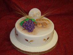 Resultados de la búsqueda de imágenes: tortas comunion varon - Yahoo Search Cake Decorating, Candy, Cup Cakes, Birthday Cakes, Ideas Para, Desserts, Cake, First Holy Communion, Tortilla Pie
