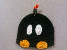 Bobomb hat I made.